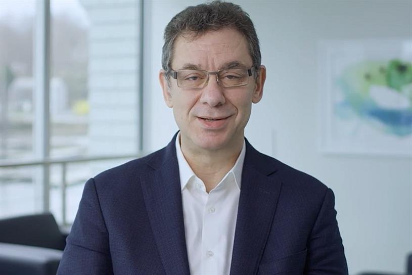 Pfizer CEO Albert Bourla.