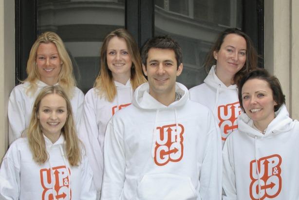 Up&Go: The agency team