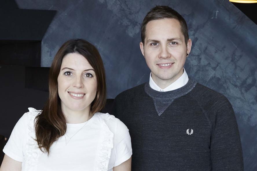 One Green Bean bolsters UK team with Cath Jeffries (l) and Chris Warr