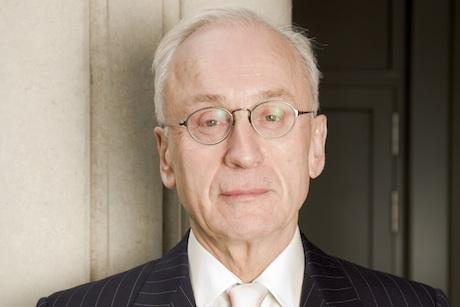 Lord Chadlington: stepping down