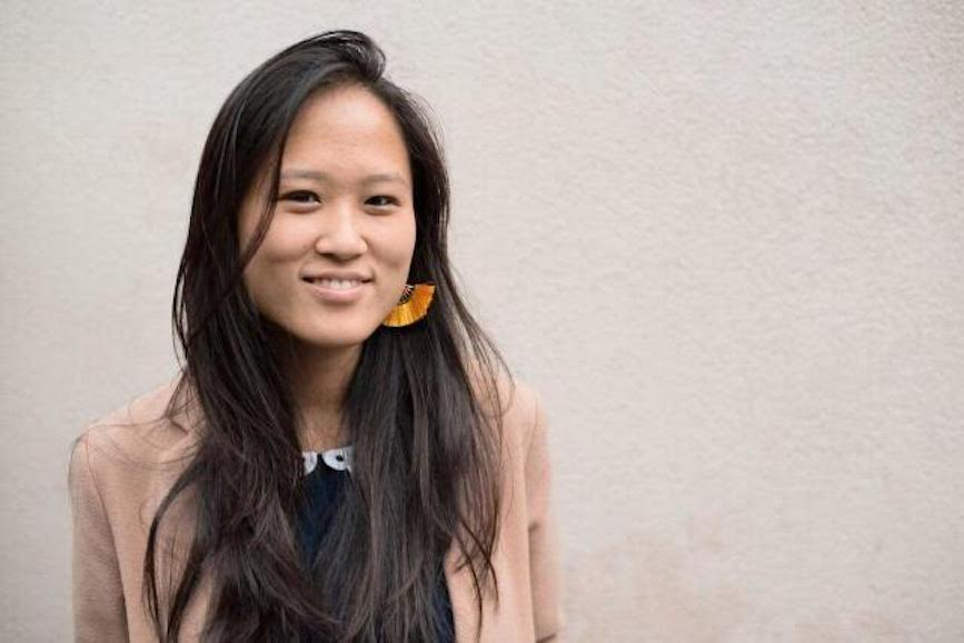 Rebecca Chen is building Speakable's marketing team.