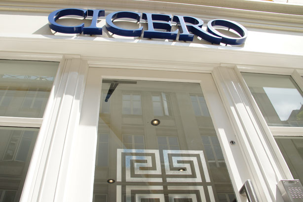 Cicero: Has now more than doubled the size of its board