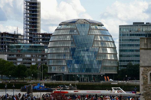 City Hall (Credit: Bill Smith via Flickr)