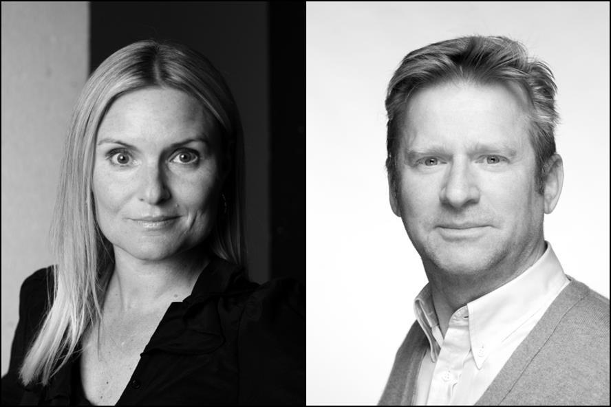 Susanna Fagring & Guy Hayward