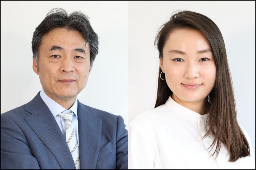 Tsuyoshi Takemura & Hongdi You
