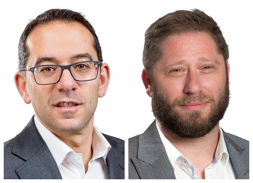(L-R) Oakhill founders Craig Leviton and Lee Petar join the SVC Public Affairs leadership team
