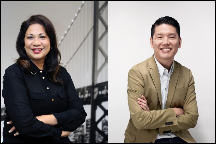 Shen Jegathesan & Jeremy Seow