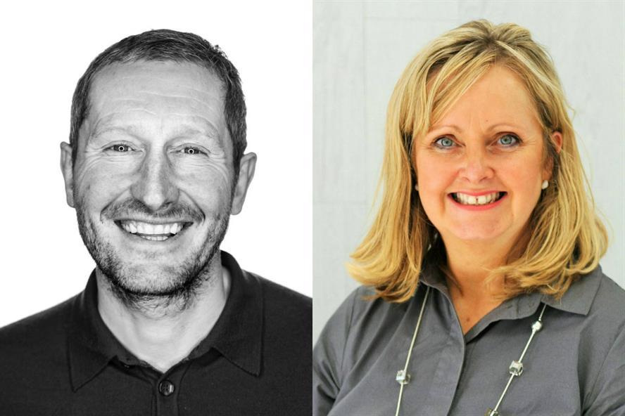 Awarded: MC2 chief executive Mike Perls and Shepherd PR MD Jane Shepherd