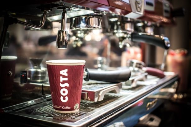Costa Coffee appoints Another Word Communications for corporate brief