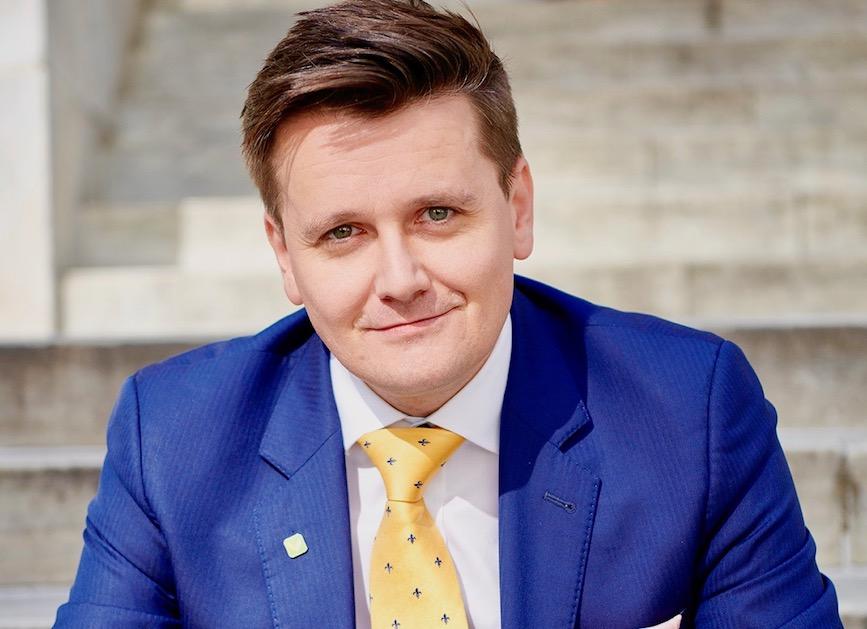 Vested CEO Dan Simon