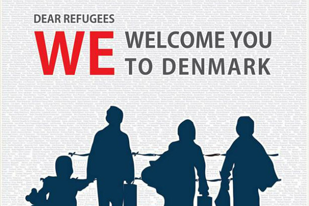 Crowd-funders: Want to emphasise 'peace, solidarity and human decency' as Danish values