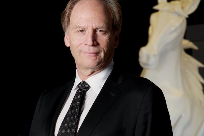 Outgoing McCann CEO and former Weber Shandwick chief Harris Diamond.