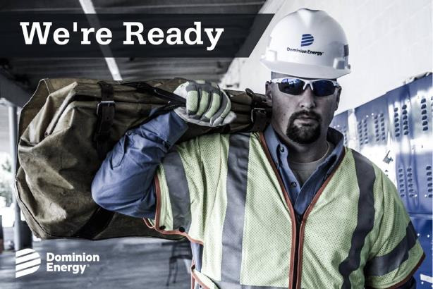 Image via Dominion Energy's Facebook page