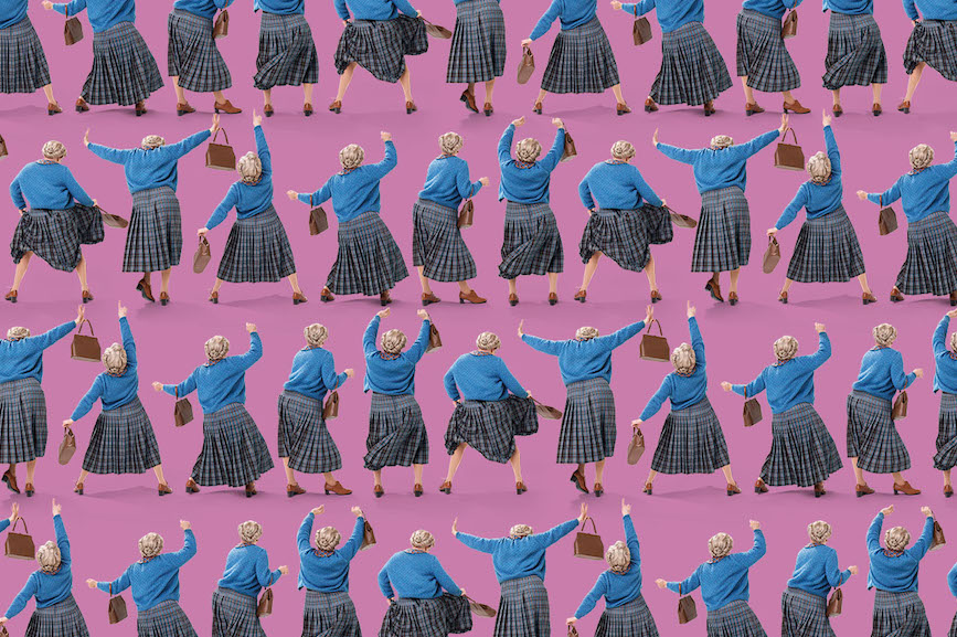 If you really, really love Mrs. Doubtfire, this Zoom background is for you.