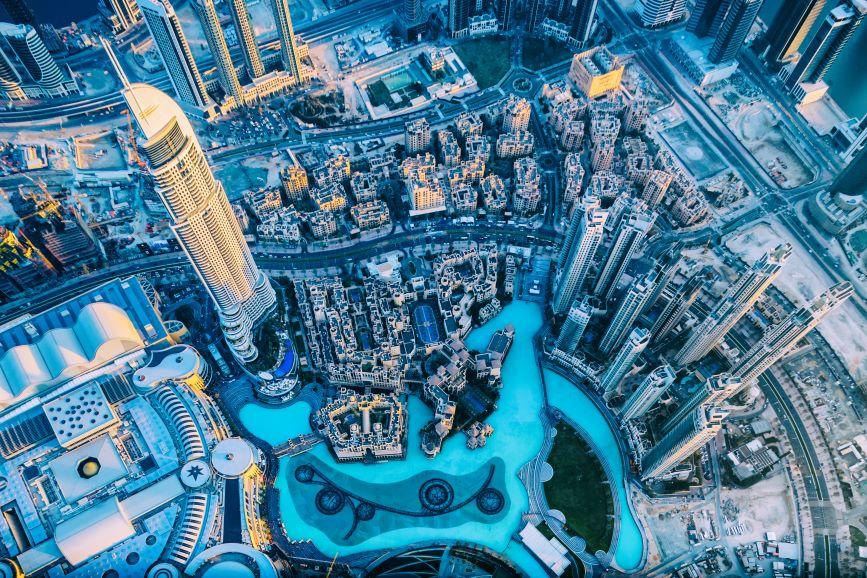 Downtown Dubai (Photo credit: Getty Images)