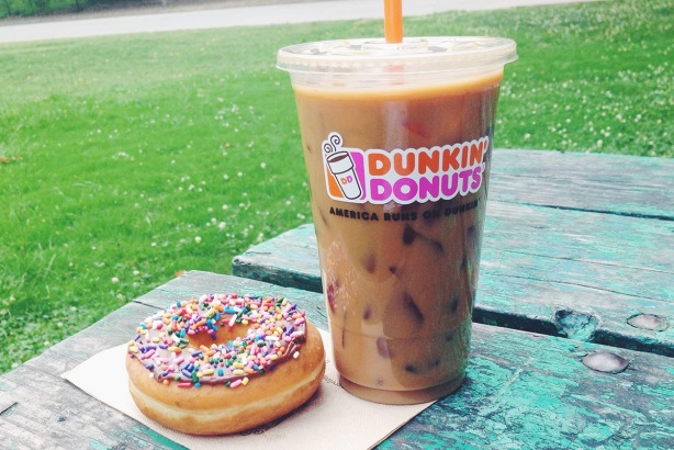 Photo credit: Dunkin' Donuts Facebook page