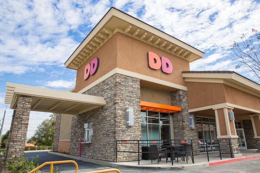 Photo credit: Dunkin' Donuts
