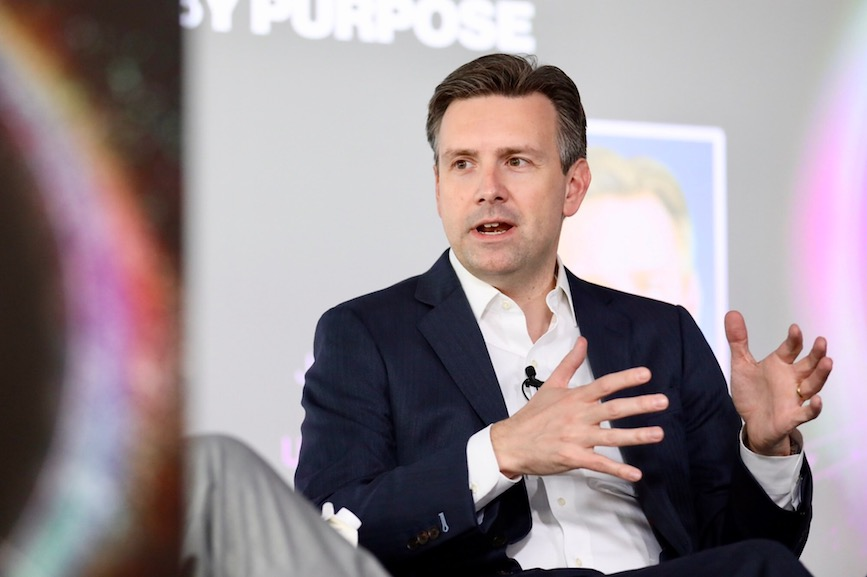Josh Earnest at PRDecoded