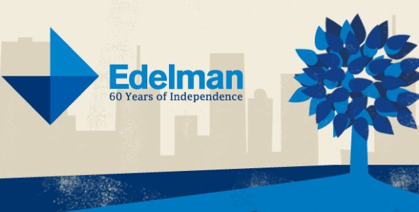 Edelman: Agency's UK arm moved up 50 places to 46 in The Sunday Times list