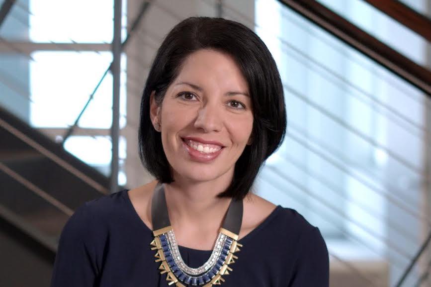 WE's new head of DE&I, Elizabeth Herrera Smith.