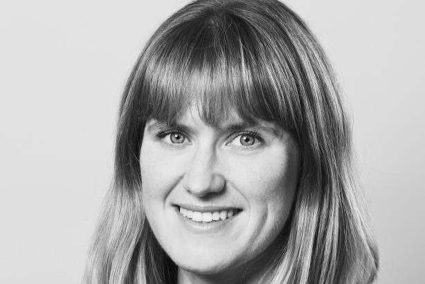 Elly Williamson: Promoted to partner in London
