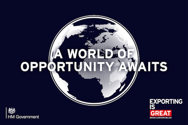 The DIT's 'Exporting is Great' campaign has led to a boost in interest from UK businesses