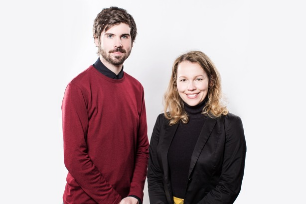 Tom Ville and Fay Burgin: NetJets Europe global comms heads