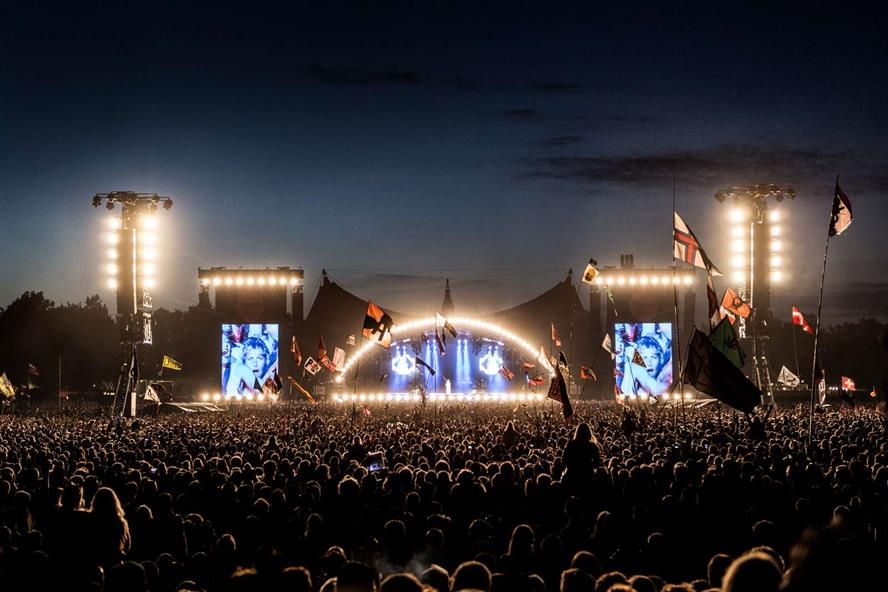 Rosklide Festival, Denmark: Zeitgeist Europe to represent the 135,000-capacity event
