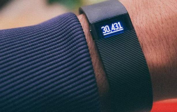 Fitbit's Charge wristband