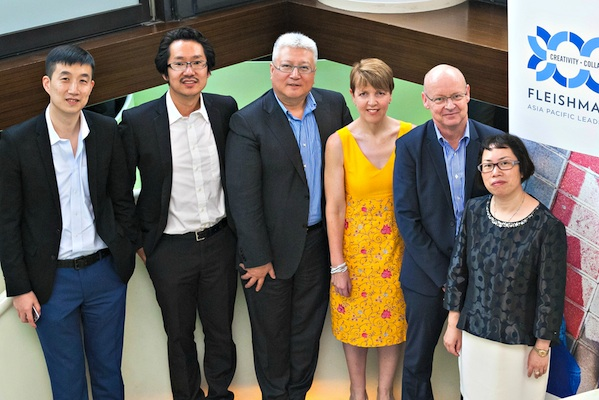 FleishmanHillard's new Greater China leadership team