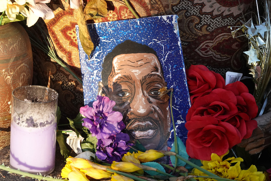 Minneapolis and the U.S. marked the anniversary of the death of George Floyd on Tuesday. (Photo credit: Getty Images).