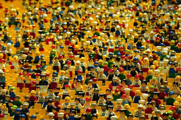 Lego plans to take on the Chinese market and win