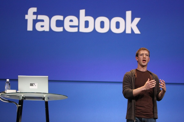"""Mark Zuckerberg is the """"dictator"""" of the Facebook """"nation"""", says the founder of Pirate Bay. (Brian Solis/Flickr)"""