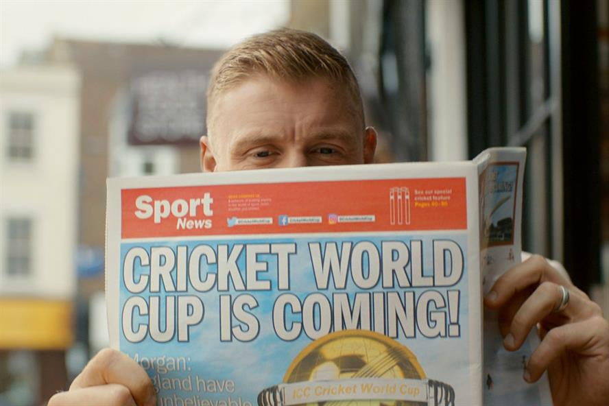 Freddie Flintoff: Image was released at 8am today