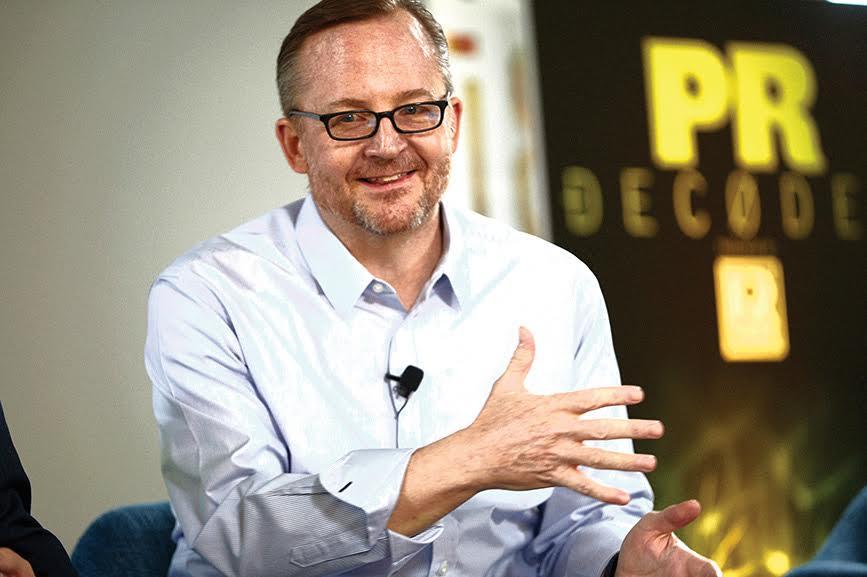 Gibbs at PRDecoded 2018