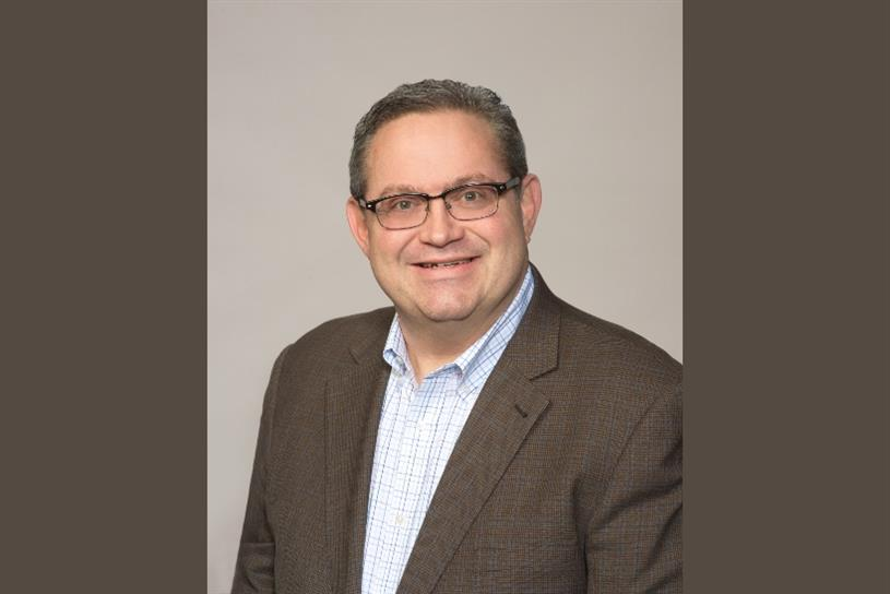 Newly promoted global COO Neil Gissler