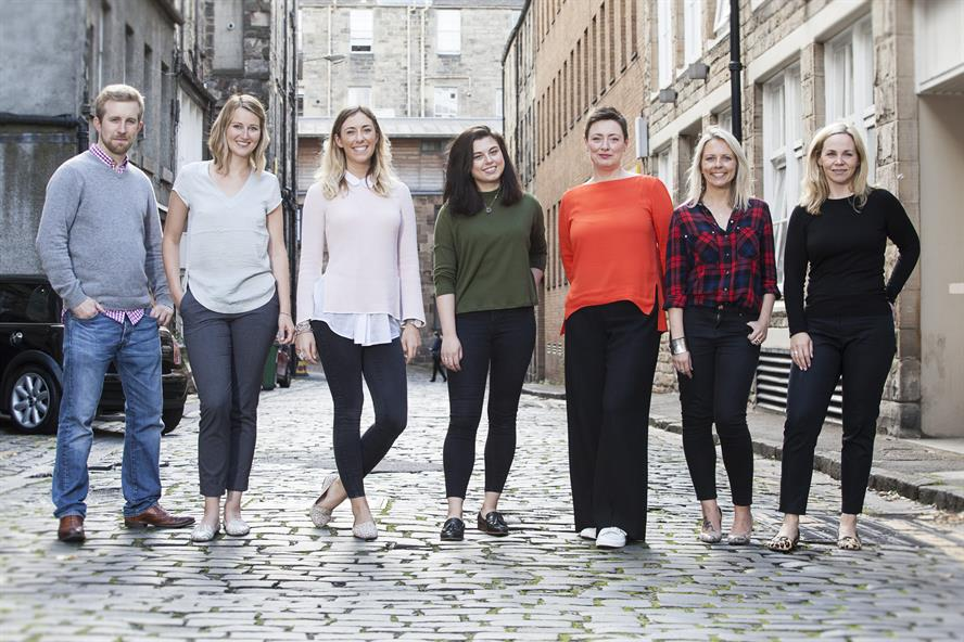 New team: Clark Communications and Golley Slater Scotland are to merge operations