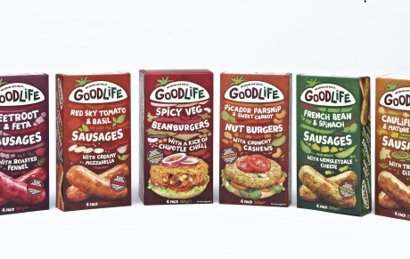 Goodlife: Mason WIlliams wins account for vegetarian and vegan food brand