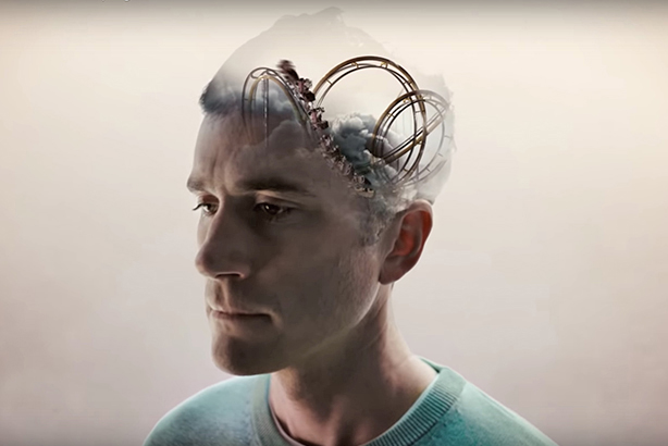 Still from the TV advertisement for PHE's 'Every mind matters' campaign