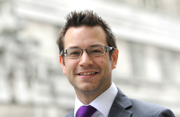 Graeme Elliott: Manchester Airports Group's new public affairs director