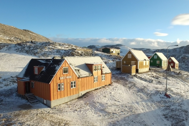 Ittoqqortoormiit Guesthouse in Greenland by Sassy Films