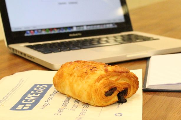 Tasty proposition: Greggs have appointed Splendid Communications to boost sales