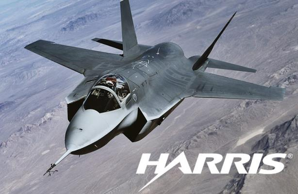 Harris designs and produces systems for 11 major subsystems of the F-35 Joint Strike Fighter.