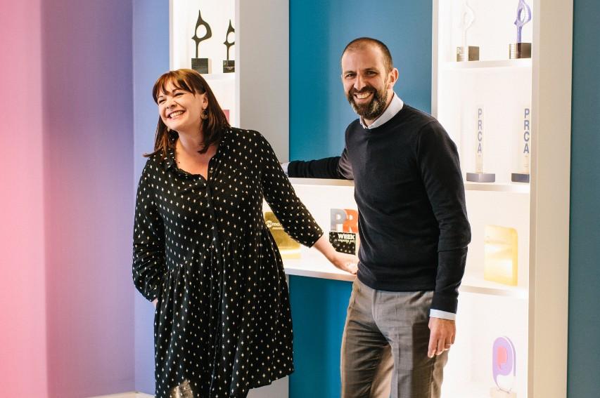 New roles (L-R): Ellie Thompson and Louie St Claire