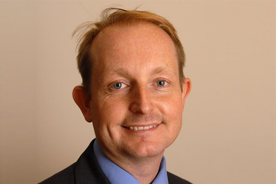 Simon Jones will step down as chair in April