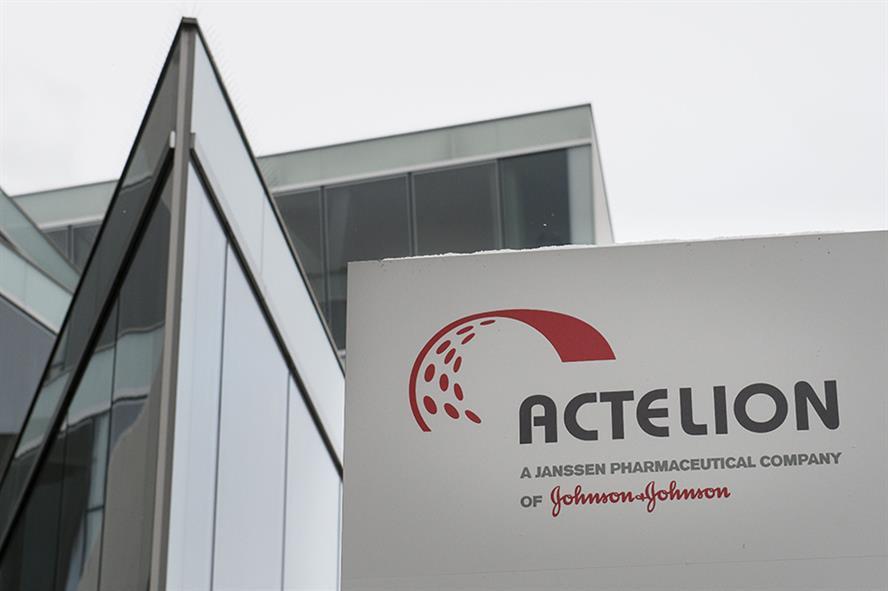 Actelion's headquarters in Allschwil, Switzerland (pic credit: Sebastien Bozon/AFP via Getty Images)