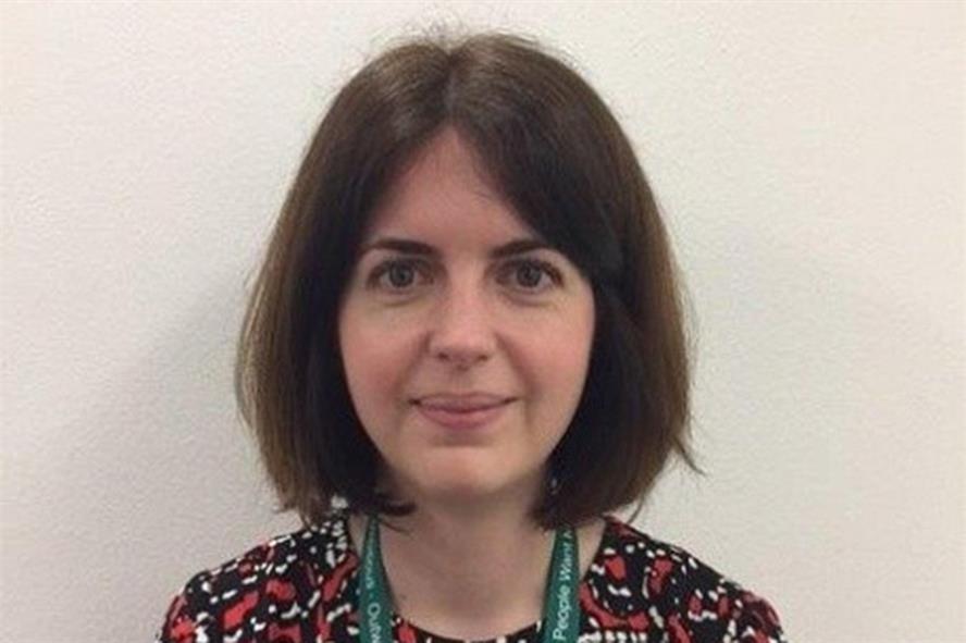 Emily James has joined transport company Abellio UK