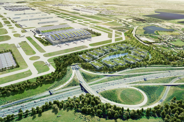 Criticisms of propaganda in the Government's Heathrow consultation leaflet were justified, said Sir Jeremy, but the consultation was otherwise well run