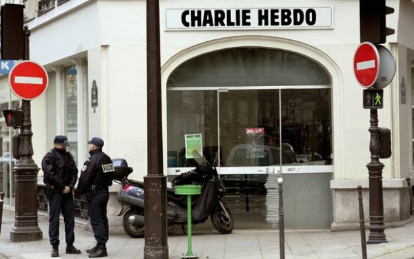 "Charlie Hebdo: David Cameron called the fatal attack at the publication ""sickening"""