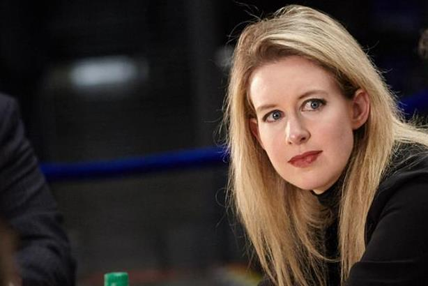 Theranos CEo Elizabeth Holmes. (Image via Theranos' Facebook account).